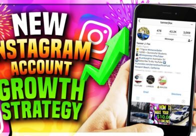 New Instagram Account Growth Strategy 2018 | Organic Growth In Any Niche