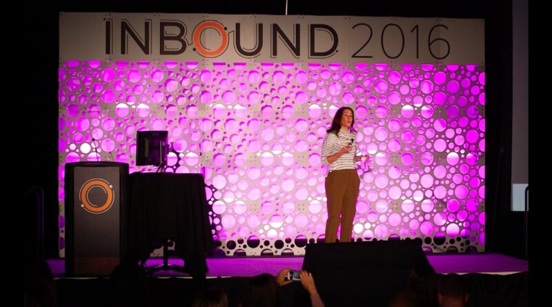 """INBOUND 2016 Tiffany Sauder:  """"Brand: The Last Remaining Currency in Marketing"""""""